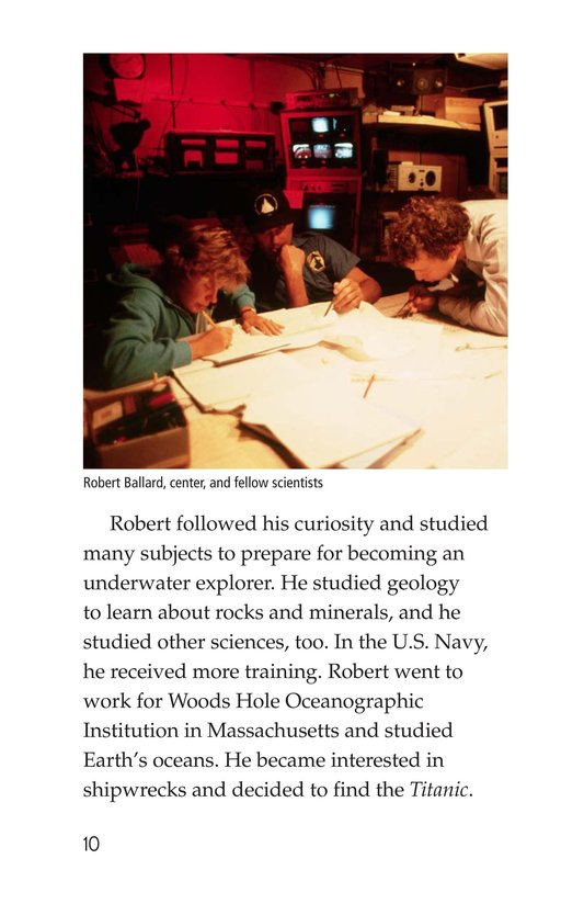 Book Preview For Titanic Treasure Page 10