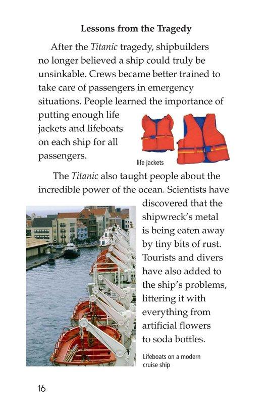 Book Preview For Titanic Treasure Page 16