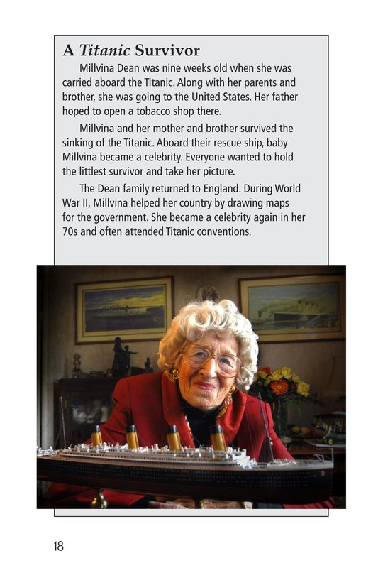 Book Preview For Titanic Treasure Page 18
