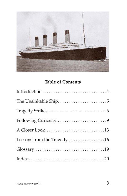 Book Preview For Titanic Treasure Page 3