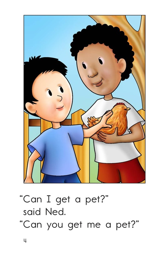 Book Preview For Ten Pets Page 4