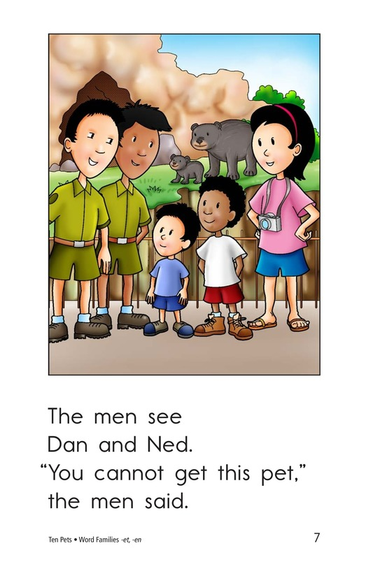Book Preview For Ten Pets Page 7