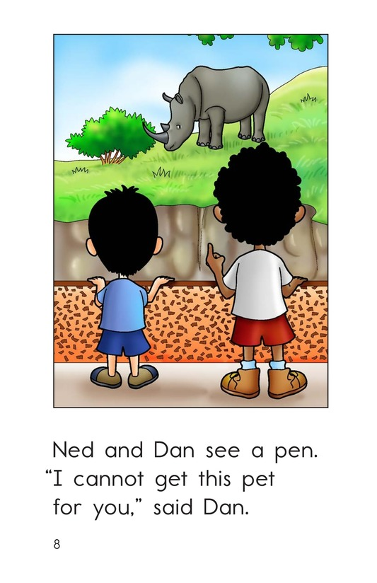 Book Preview For Ten Pets Page 8