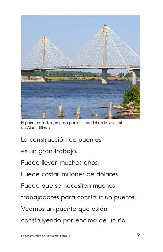 Book Preview For Building a Bridge Page 9