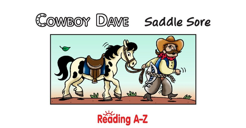 Book Preview For Cowboy Dave: Saddle Sore Page 2