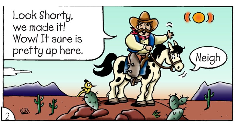 Book Preview For Cowboy Dave: Saddle Sore Page 4