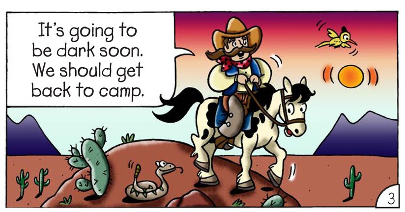 Book Preview For Cowboy Dave: Saddle Sore Page 5
