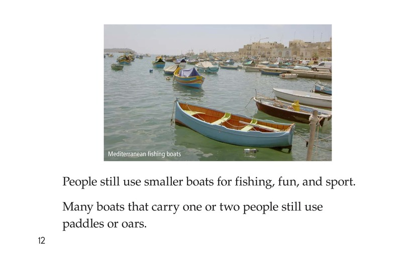 Book Preview For Ships and Boats Page 12