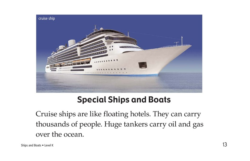 Book Preview For Ships and Boats Page 13
