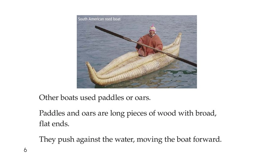 Book Preview For Ships and Boats Page 6