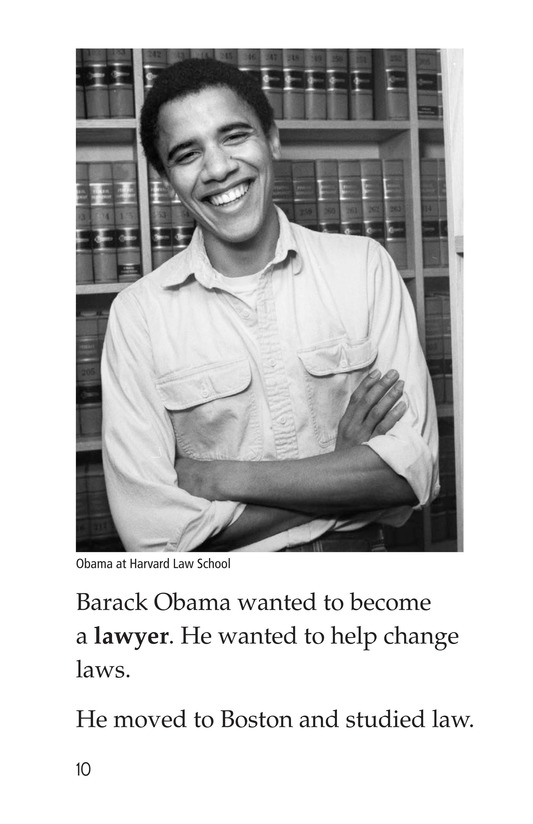 Book Preview For Barack Obama Page 10