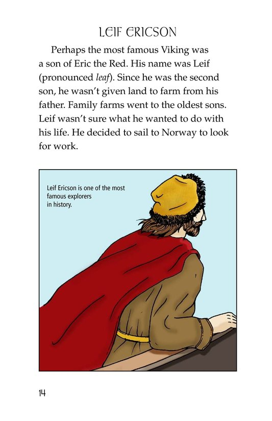 Book Preview For Vikings Page 14