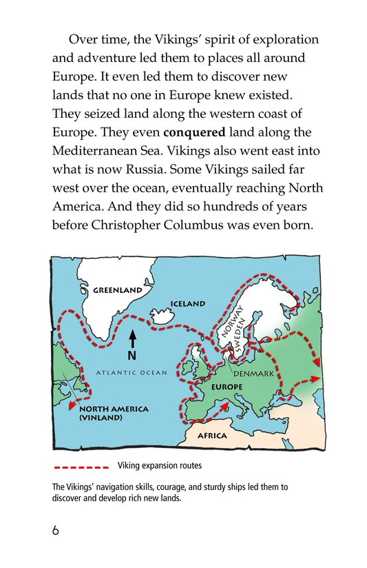 Book Preview For Vikings Page 6