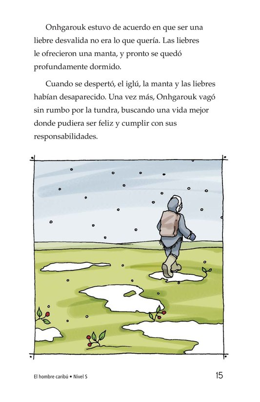 Book Preview For Caribou Man Page 15