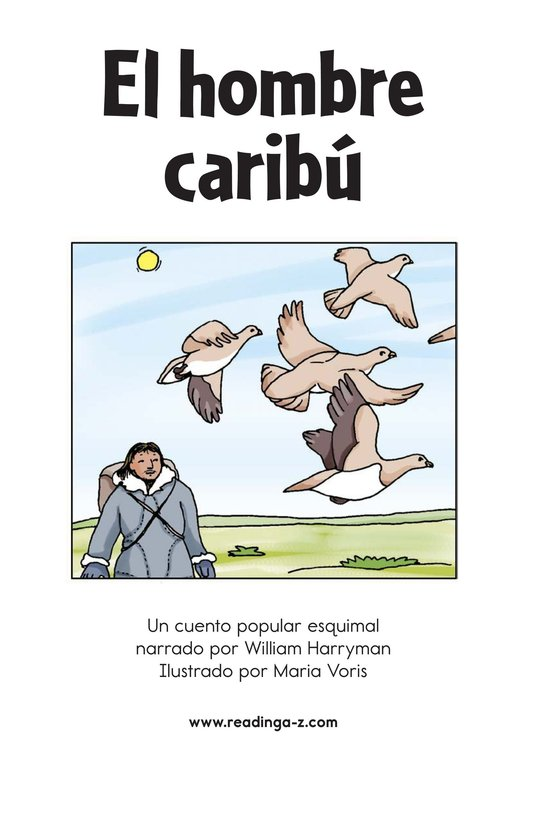 Book Preview For Caribou Man Page 2