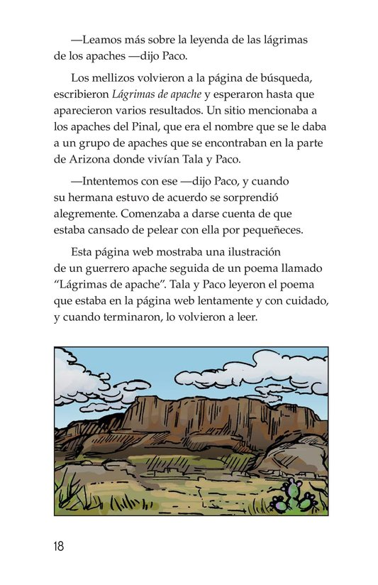 Book Preview For The Black Stones Page 18