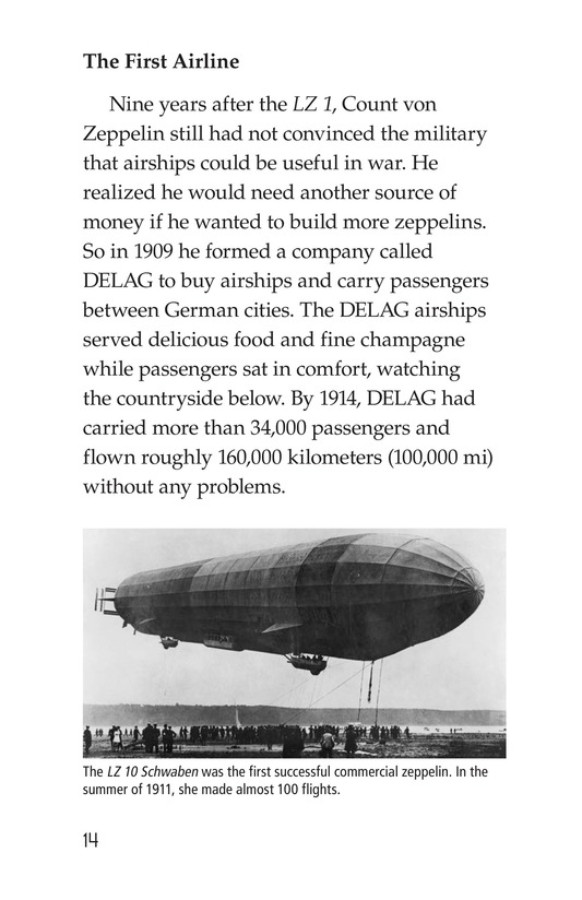 Book Preview For Lighter Than Air Page 14