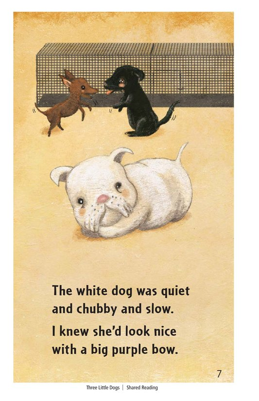 Book Preview For Three Little Dogs Page 7