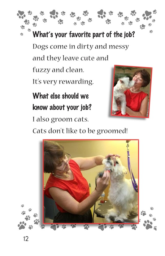 Book Preview For Working with Animals Page 12