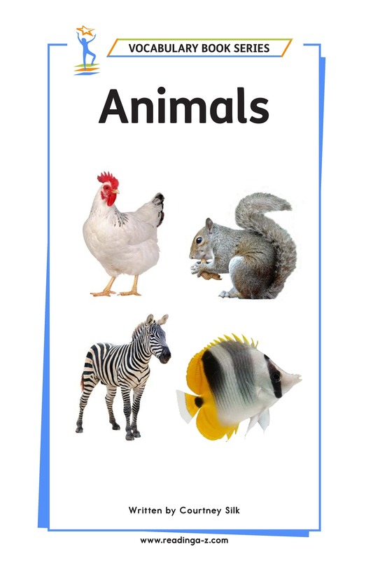 Book Preview For Animals Page 1