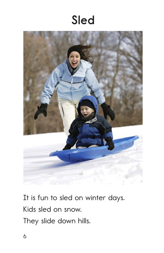Book Preview For Winter Fun Page 6
