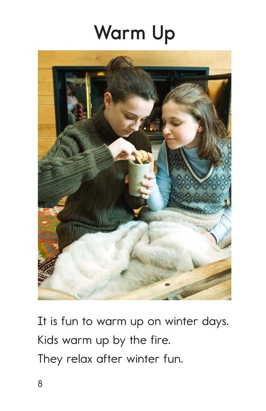 Book Preview For Winter Fun Page 8