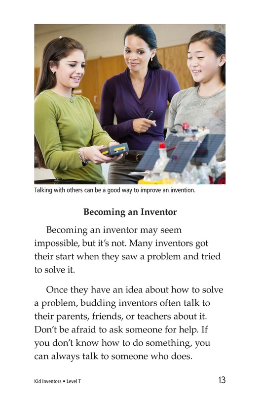 Book Preview For Kid Inventors Page 13