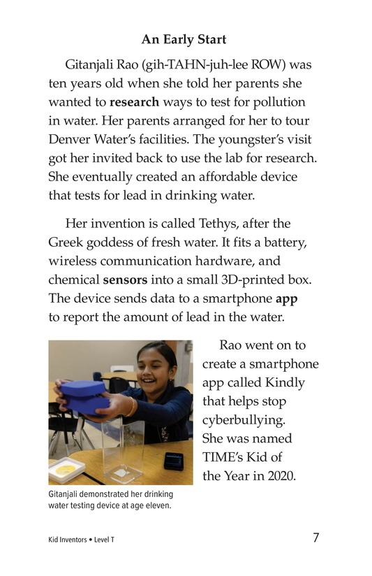 Book Preview For Kid Inventors Page 7