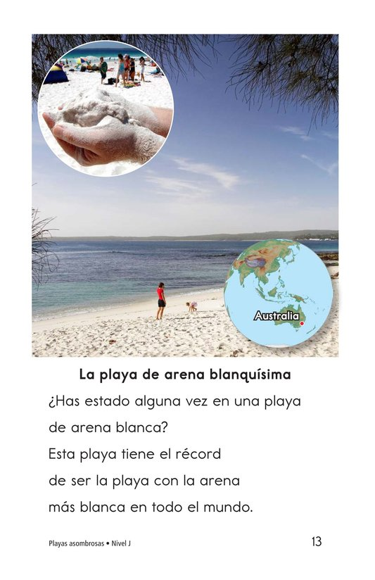 Book Preview For Amazing Beaches Page 13