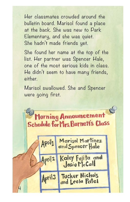 Book Preview For The April Fools' Joke Page 4