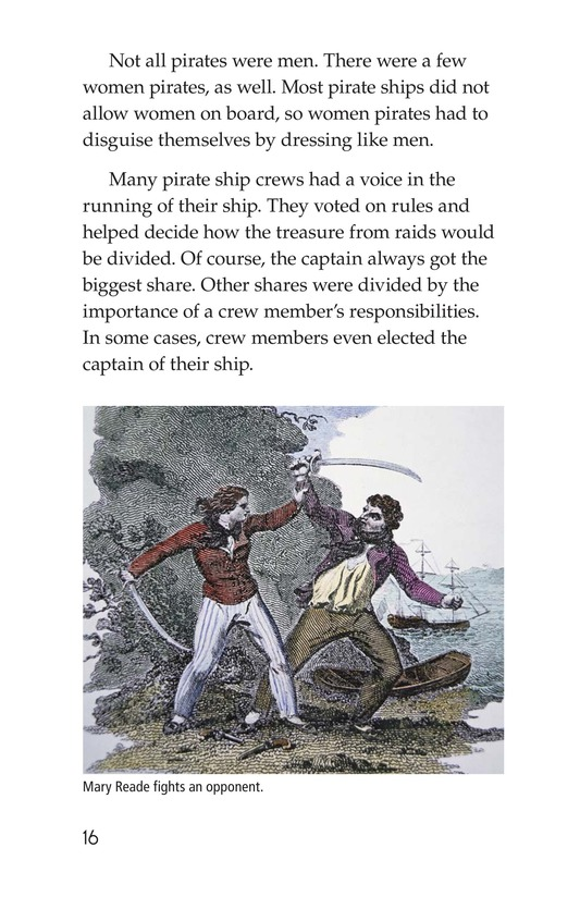 Book Preview For Pirates and Privateers Page 16