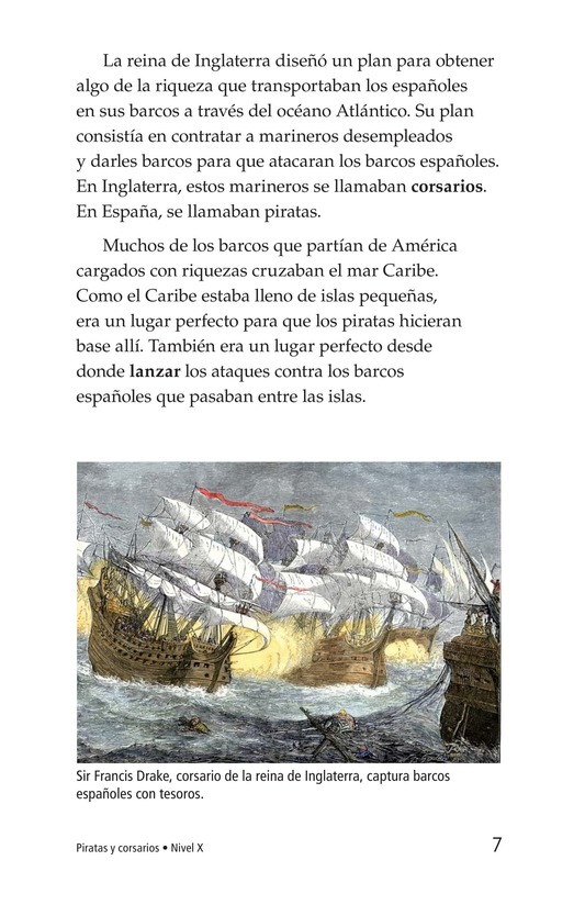Book Preview For Pirates and Privateers Page 7