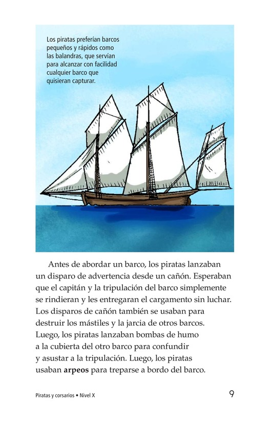 Book Preview For Pirates and Privateers Page 9