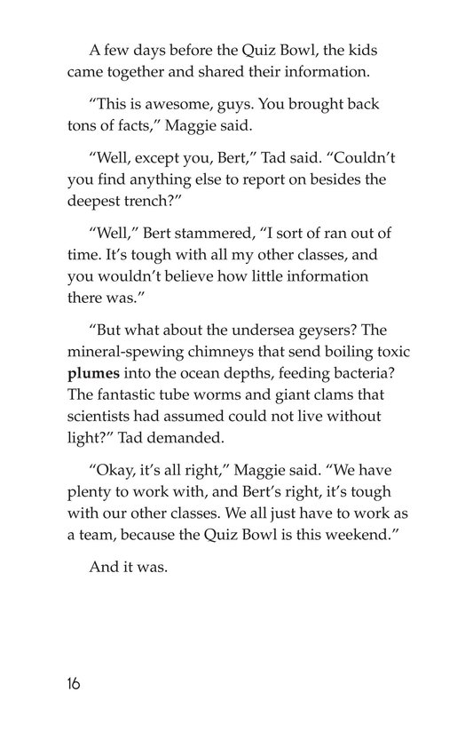 Book Preview For Ocean Quiz Page 16