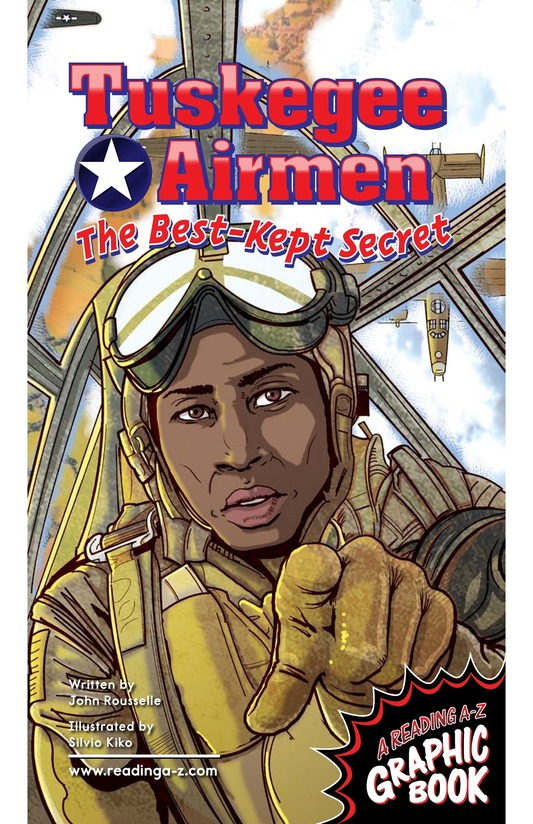 Book Preview For Tuskegee Airmen: The Best-Kept Secret Page 1