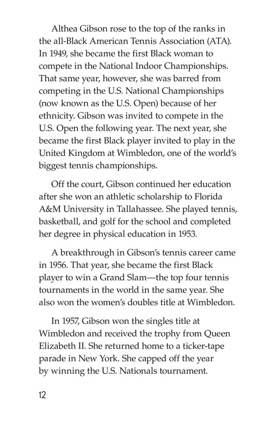 Book Preview For American Sports Legends Page 12