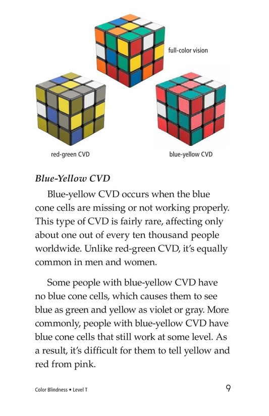 Book Preview For Color Blindness Page 9