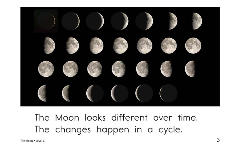 Book Preview For The Moon Page 3