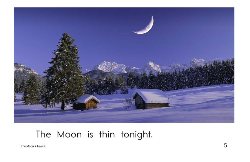 Book Preview For The Moon Page 5