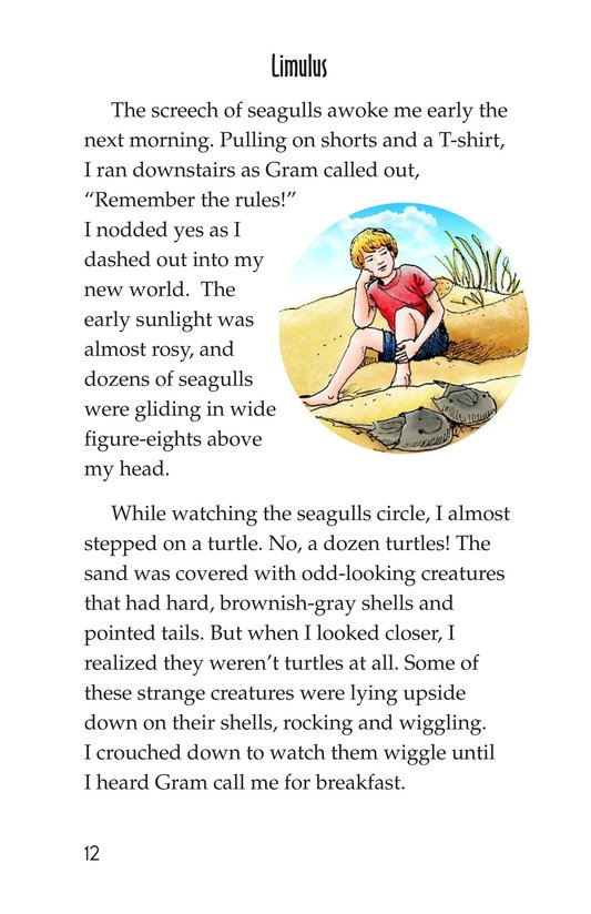 Book Preview For Horseshoes Aren't Just for Good Luck Page 12