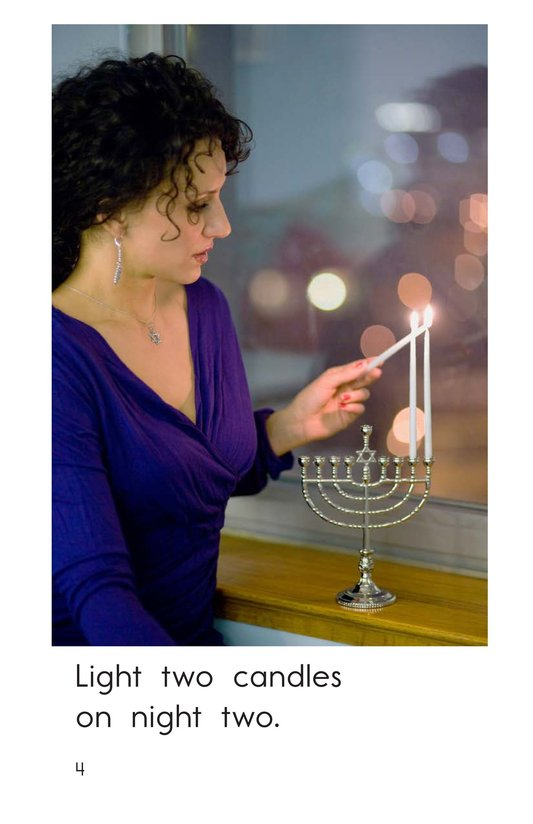 Book Preview For The Festival of Lights Page 4