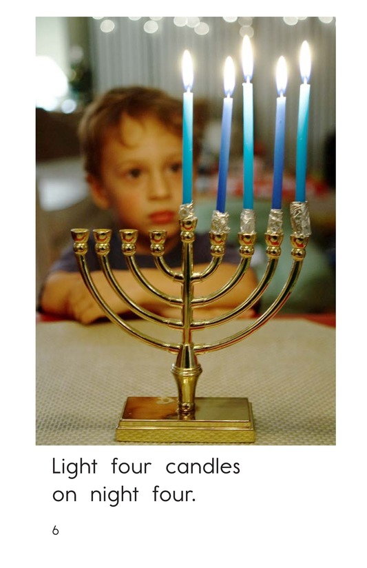 Book Preview For The Festival of Lights Page 6