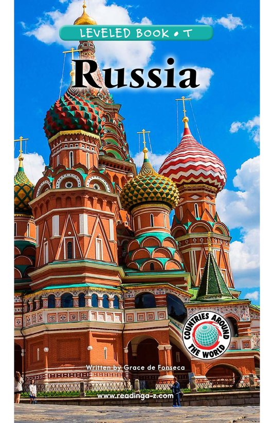 Book Preview For Russia Page 0