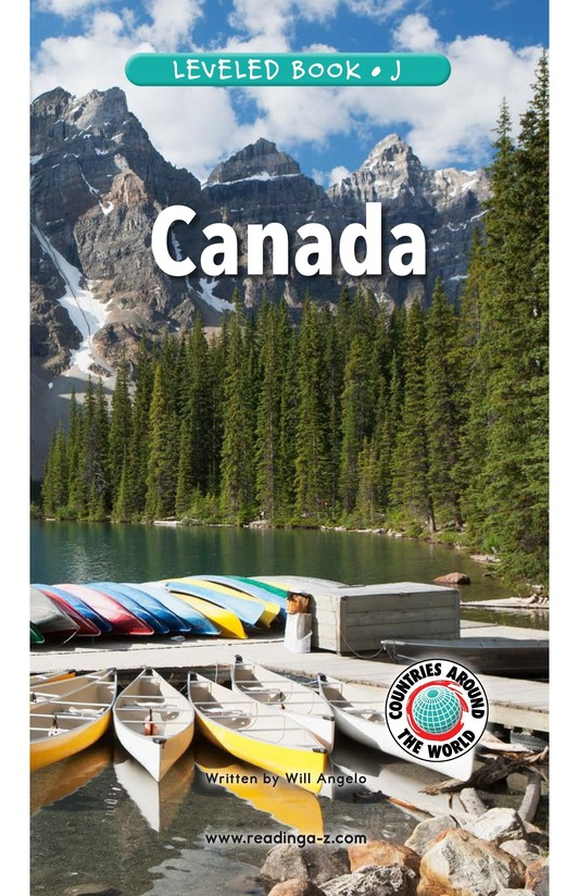 Book Preview For Canada Page 0
