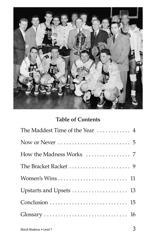 Book Preview For March Madness Page 3