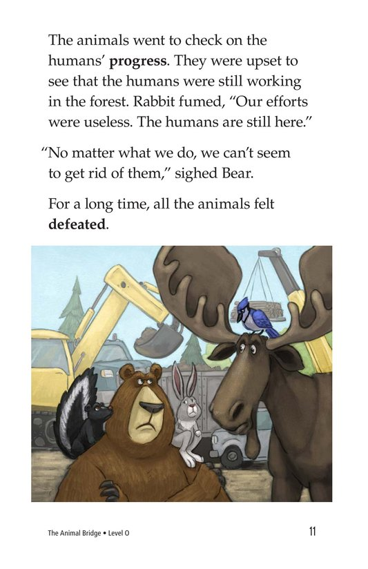 Book Preview For The Animal Bridge Page 11