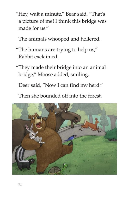 Book Preview For The Animal Bridge Page 14