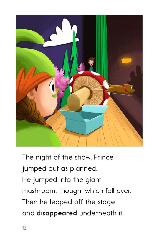 Book Preview For I'm the Small One Page 12