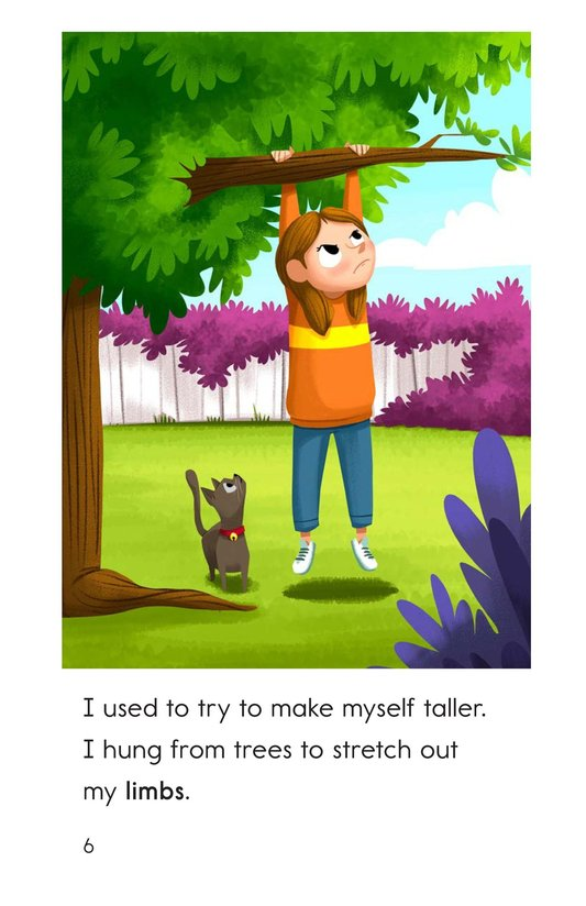 Book Preview For I'm the Small One Page 6
