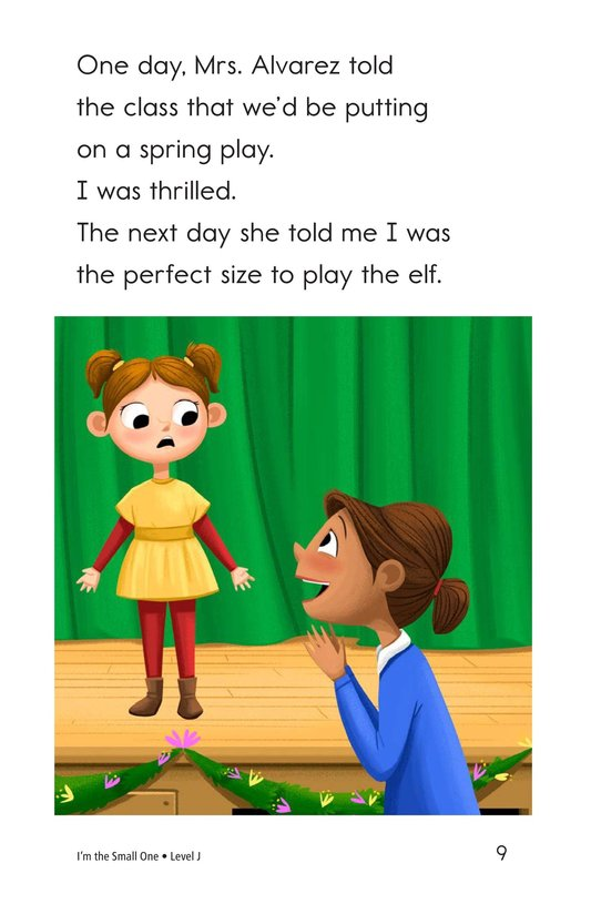 Book Preview For I'm the Small One Page 9